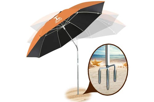 AosKe Portable Sun Shade Umbrella
