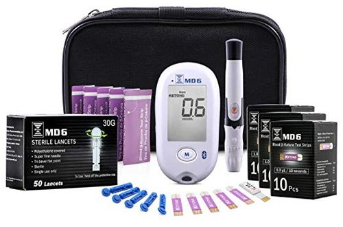 Blood Ketone & Glucose Monitoring System