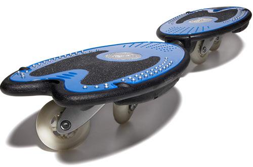 WhipTide Dual Deck Caster Carve Board