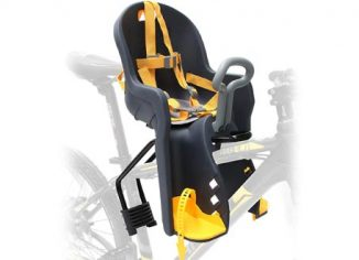 Bicycle Kids Child Front Baby Seat bike Carrier