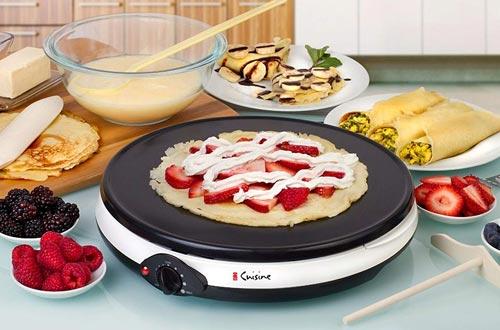 Euro Cuisine CM20 Electric Crepe Maker