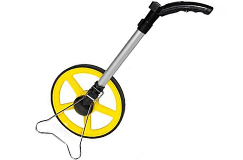 AdirPro - Digital Distance Measuring Wheel