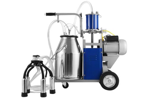 Electric Milking Machines