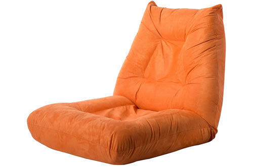 Foldable 5-Position Lazy Sofa Chair By Merax