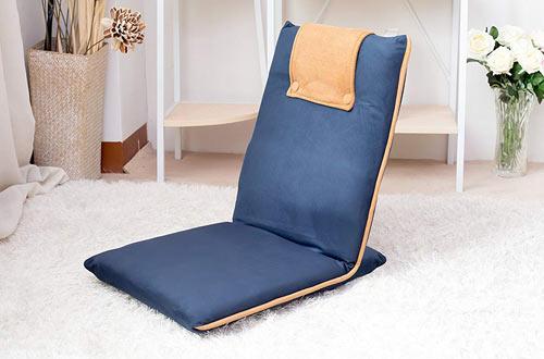 Foldable, Comfortable Padded meditation Chair – bonVIVO Easy III