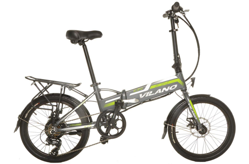 Vilano ION Folding Electric Bike
