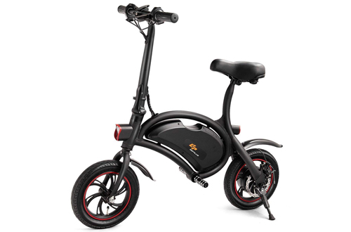 Goplus Folding Electric Bike Portable E-Bike