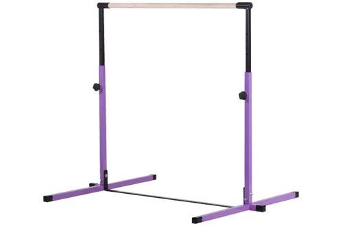Purple Junior Adjustable Horizontal Bar