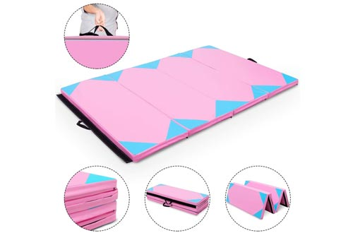 Gymnastics Mat Thick Folding Panel Tumbling Mat