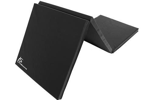 ProSource Tri-Fold Folding Thick Exercise Mat