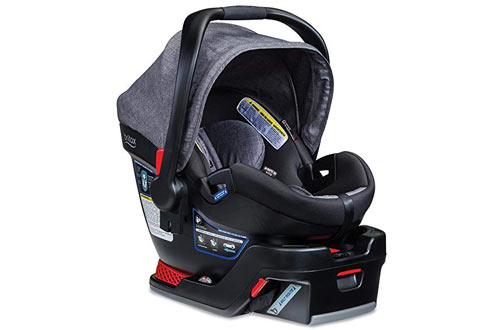 Top 10 Best Rated Affordable Infant Car Seats Reviews In 2019