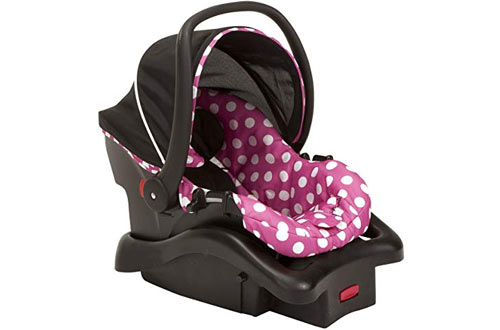 Disney Light 'n Comfy Luxe Infant Car Seat