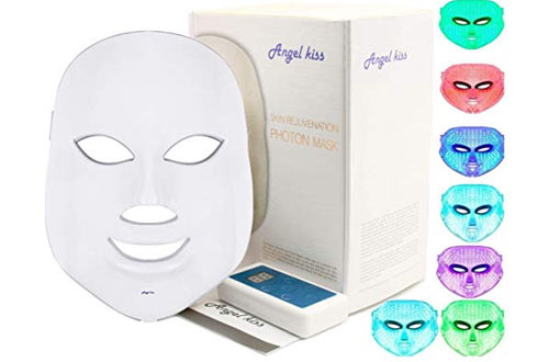 led face mask reviews