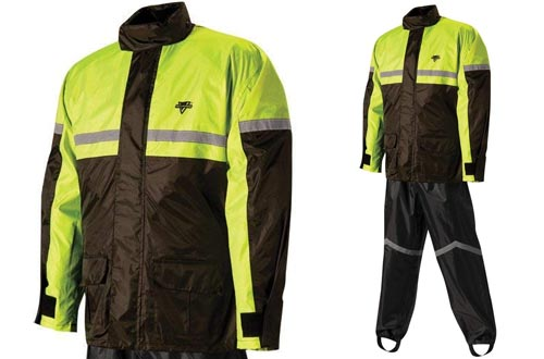Nelson Rigg Stormrider Motorcycle Rain Suit