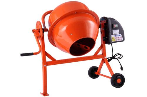 Portable Cement Mixers