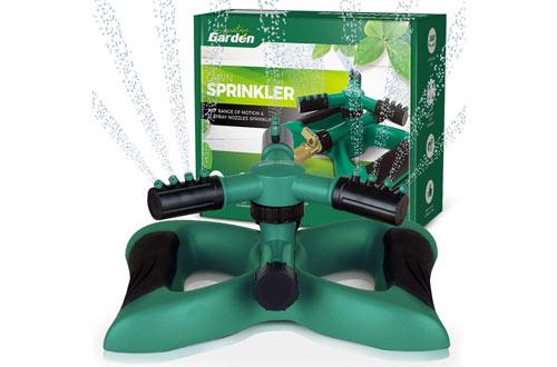 Signature Garden Three Arm Sprinkler
