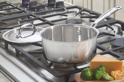 Cuisinart 719-16 Chef's Classic Stainless Saucepan with Cover