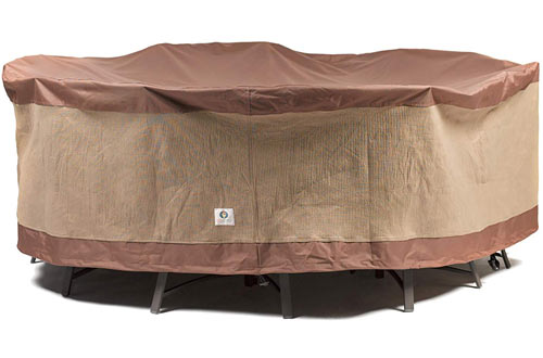 Duck Covers Ultimate Round Patio Table
