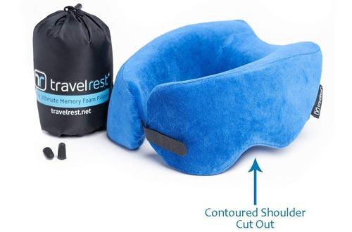 Travelrest Ultimate Memory Foam Pillow