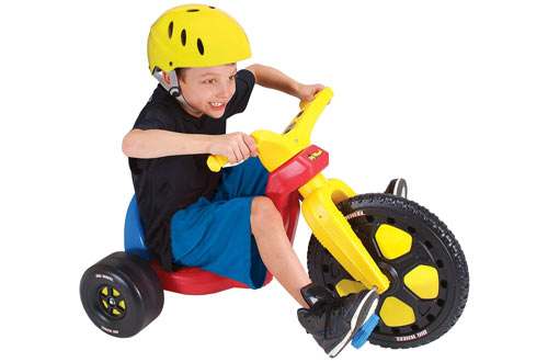 Original Big Wheel 16-Inch 48727 Tricycle for Kids