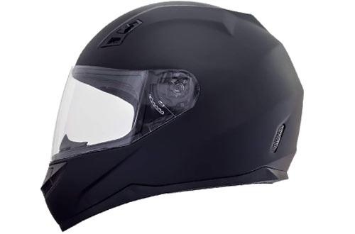 GDM DK-140-MB Duke Series Full Face Motorcycle Helmet