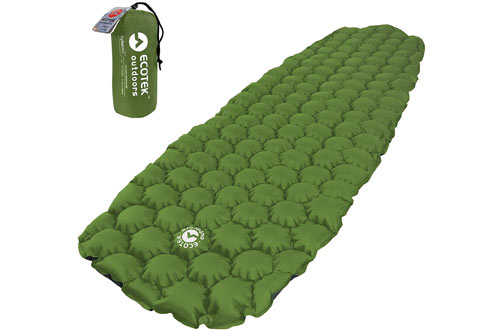 Ultralight Inflatable Sleeping Pad Hiking Backpacking Camping