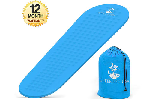 Premium Self-Inflating Sleeping Pad