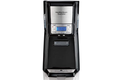 Hamilton Beach Coffee Maker with Coffee Pot - 12 Cups