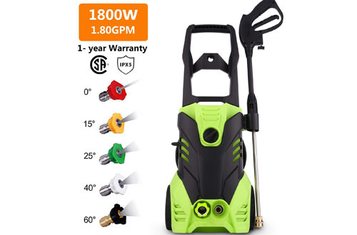 Homdox HX4000 Electric Pressure Washer