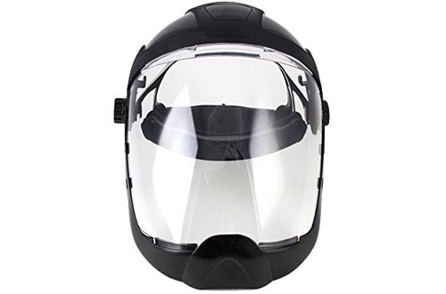 Sellstrom S32210 Clear Anti-Fog Polycarbonate Faceshield