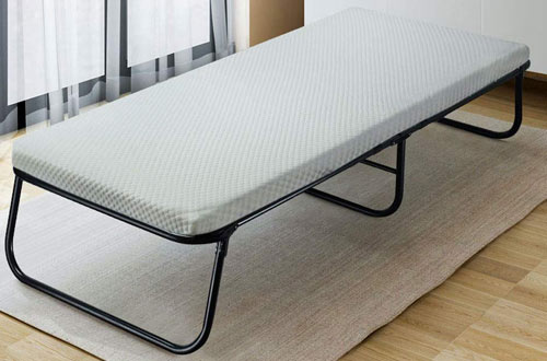 Quictent Heavy Duty Folding Bed with Two Extra Support Belts