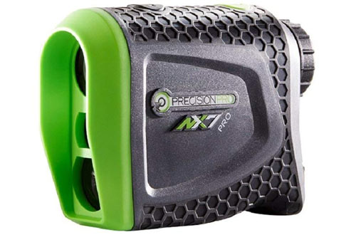 Precision Pro Golf - NX7 Pro Golf Rangefinder - Golf Laser Range Finder
