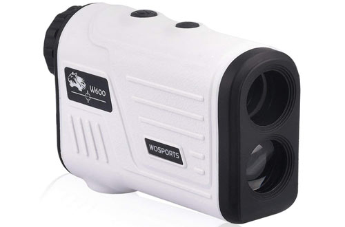 Wosports Golf Rangefinder, Laser Range Finder with Slope