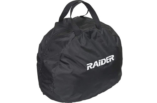 Raider BCS-8B Durable Deluxe Nylon Motorcycle Helmet Bag