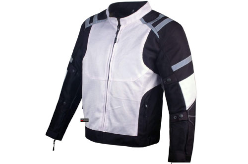 Top 10 Best Mesh Motorcycle Jackets For Men Reviews In 2019