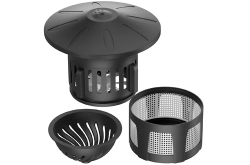 Indoor Mosquito Killer with Stand and Fan