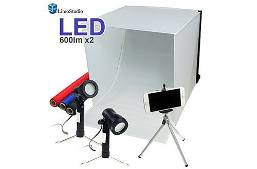Photography Studio Lighting Light Tent Kit