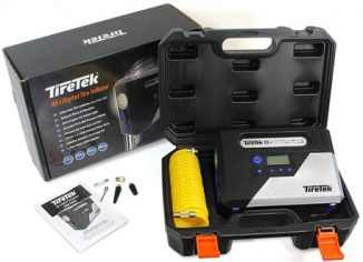 TireTek RX-i Digital Car Tire Inflator Air Pump