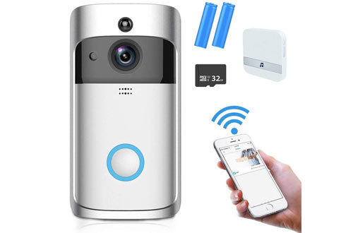 AOGE Wireless Smart Doorbell