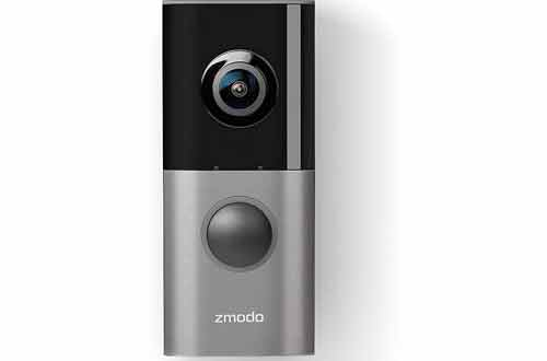 Zmodo Greet Pro Smart Video Doorbell, 1080p Security Camera