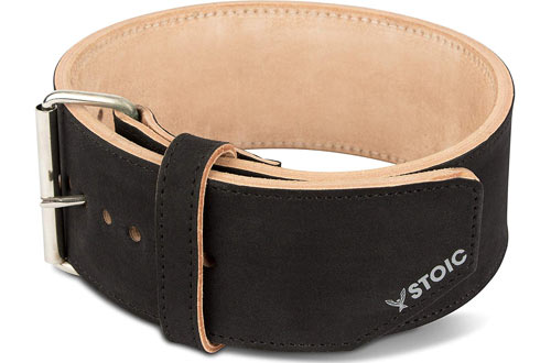 Stoic Powerlifting Belt/Weightlifting Belt