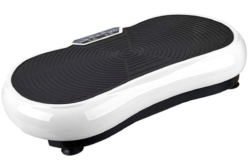 Whole Body Vibration Machine Crazy Fit Vibration Plate with Remote Control