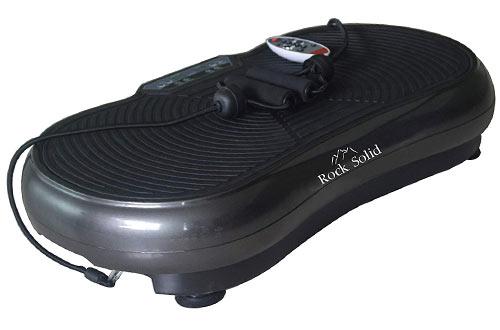 Rock Solid Whole Body Vibration Machine With 2 Year Warranty-500 Watt Motor