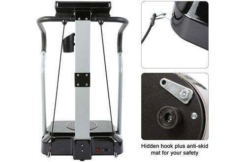 Pinty 2000W Whole Body Vibration Platform Exercise Vibration Machine