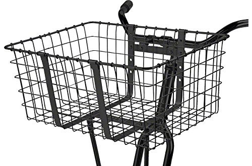 Front Giant Delivery Bicycle Basket
