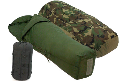 Tennier Industries U.S. Military MSS 3 PC: Gortex Bivy Cover