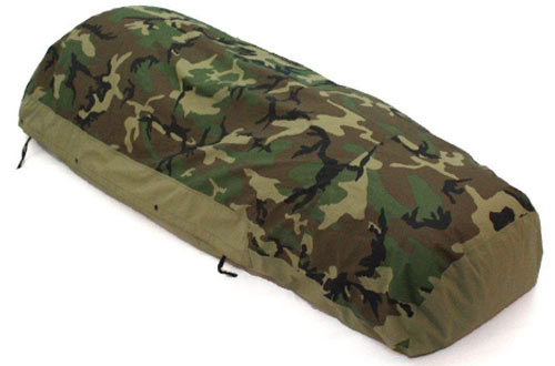 Tennier US Army Military Sleeping Bag Bivy Cover Camping