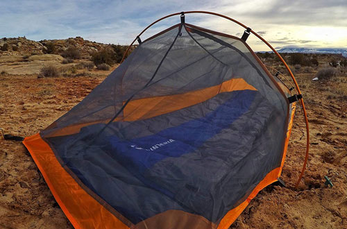 Winterial Lightweight Backpacking Bivy Tent for Camping