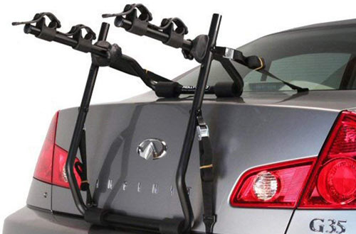 Hollywood Racks Express 2 Two Bike Trunk Rack