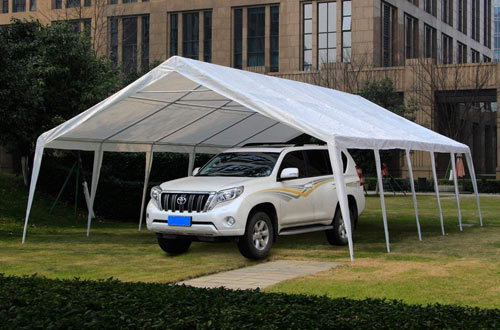 Outdoor Wedding Canopy, Party Tent, w/Sidewalls – U-MAX